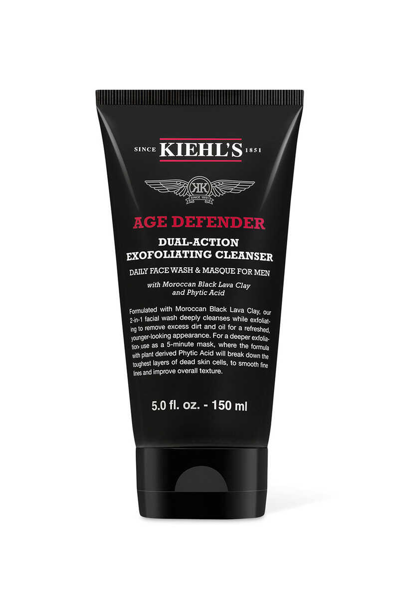 Age Defender Dual-Action Exfoliating Cleanser image number 1