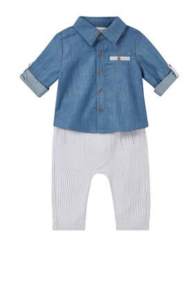 Shirt & Pant Set