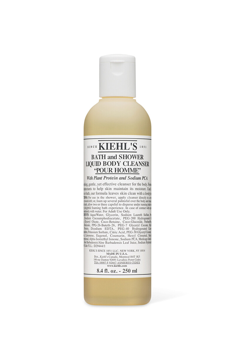 Pour Homme Scented Bath And Shower Liquid Body Cleanser image number 1