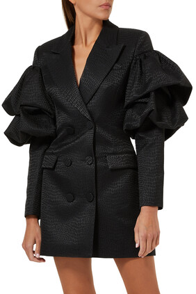Stow Blazer Dress