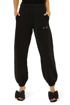 Big Logo Cotton Sweatpants