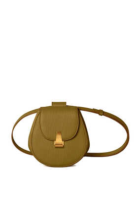 Palmellato Leather Belt Bag