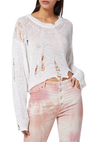 Hico Distressed Sweater