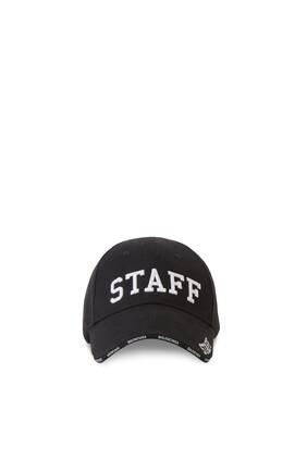 Staff Baseball Cap