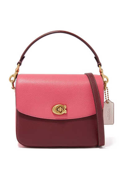Cassie 19 Cross-Body Leather Bag