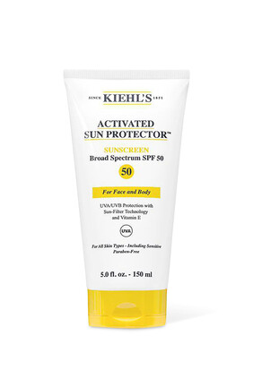 Activated Sun Protector™ SPF 50