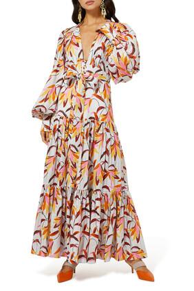 Atlantic Tiered Dress