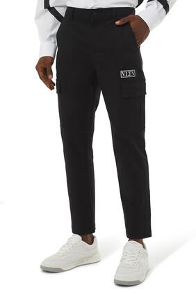VLTN Technical Cotton Cargo Trousers