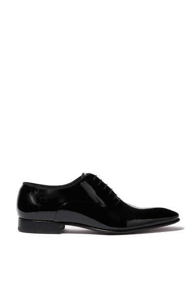 Evening Patent Leather Oxford Shoes