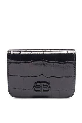 BB Mini Leather Wallet