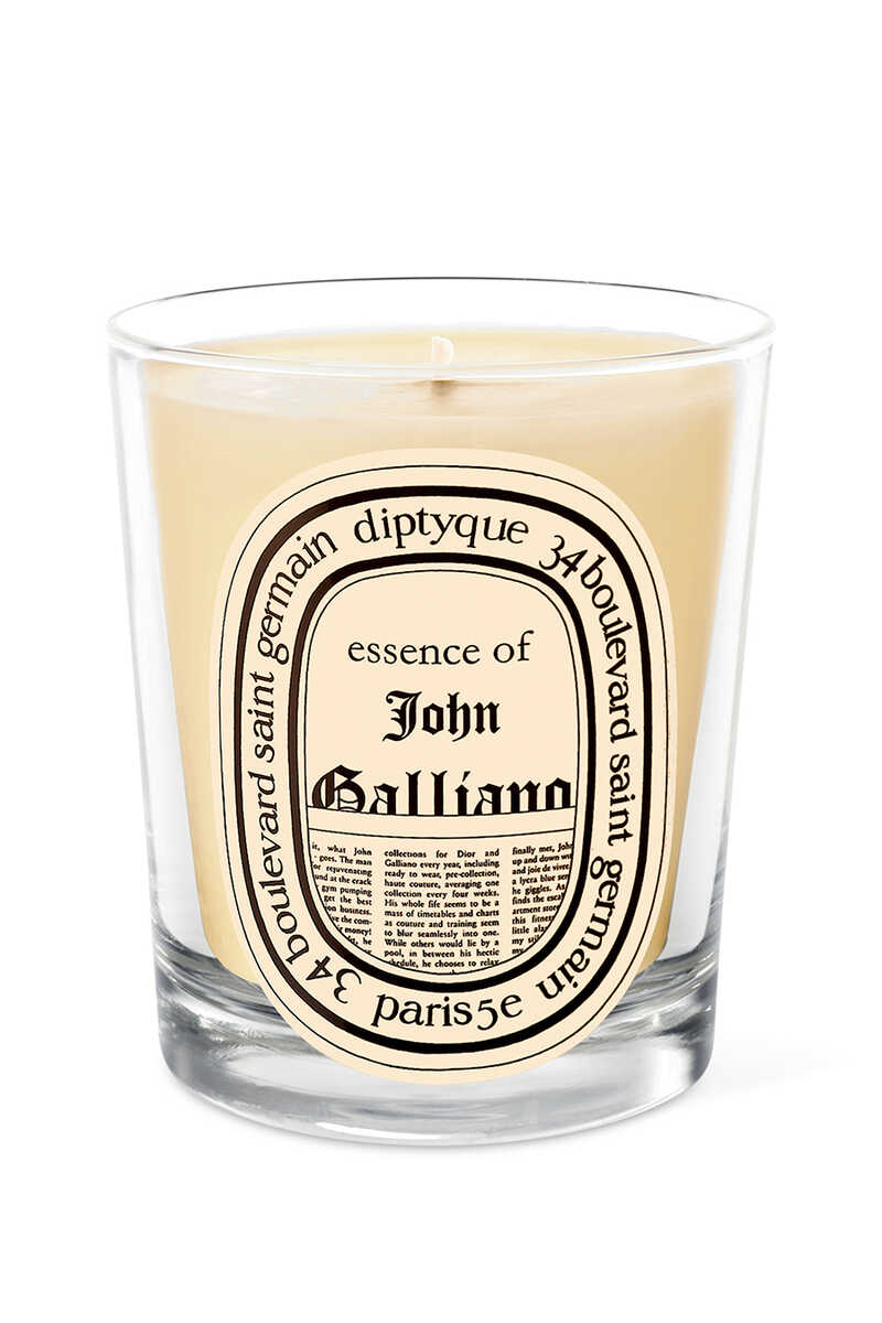 John Galliano Candle image number 1