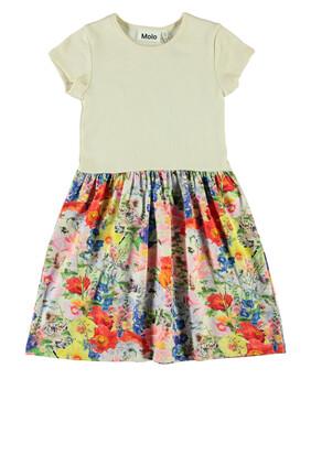 Floral Skirt Dress