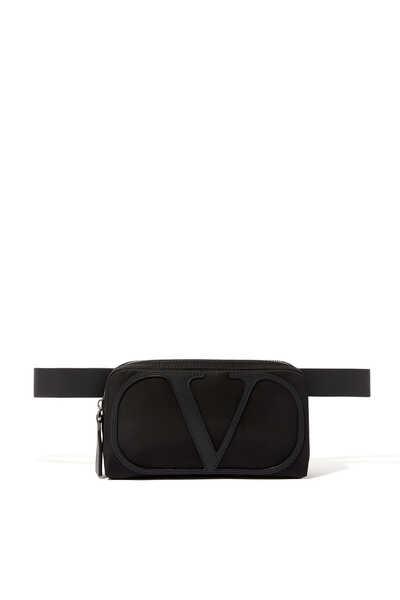 Valentino Garavani V Go Logo Belt Bag