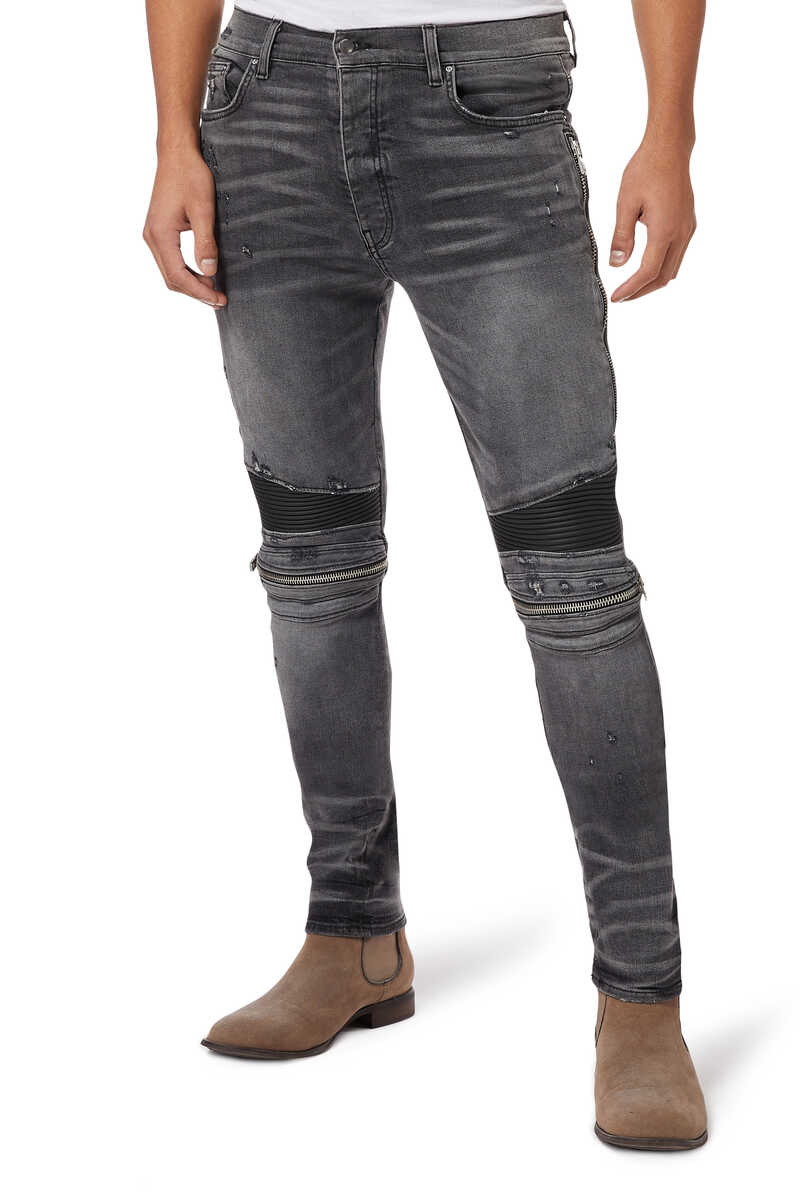 MX2 Zipped Jeans image number 1