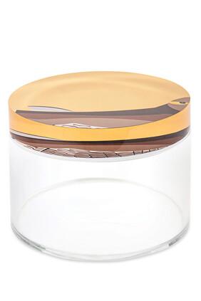 Flat Bird Container