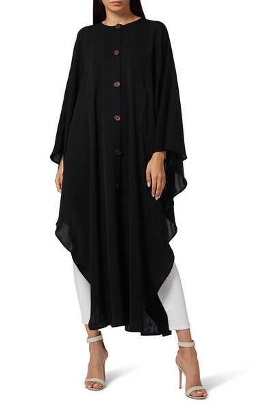 Cape-Effect Abaya