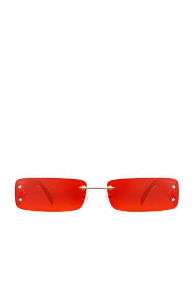 Palmette Heat Red Shades