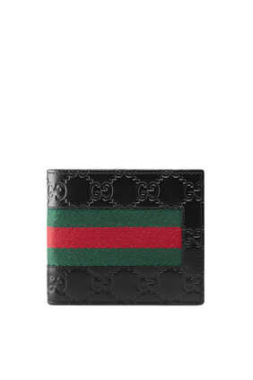 Gucci Signature Web Wallet