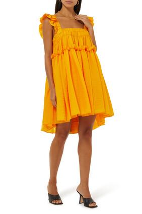 Agnes Ruffle Dress