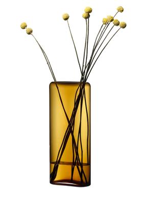 Amber Nude Vase