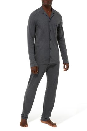 Long Sleeve Pajama Set