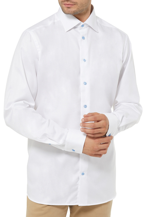 Signature Twill Shirt