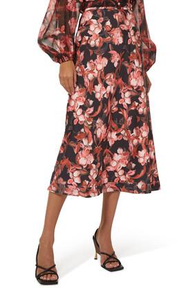 Starter Midi Skirt