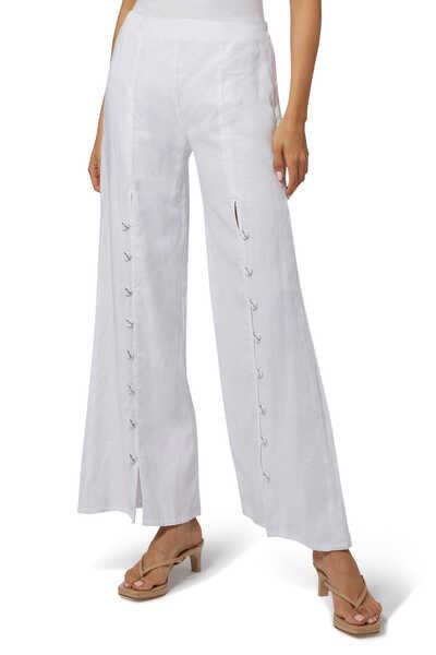 Vitas Flare Cotton Pants