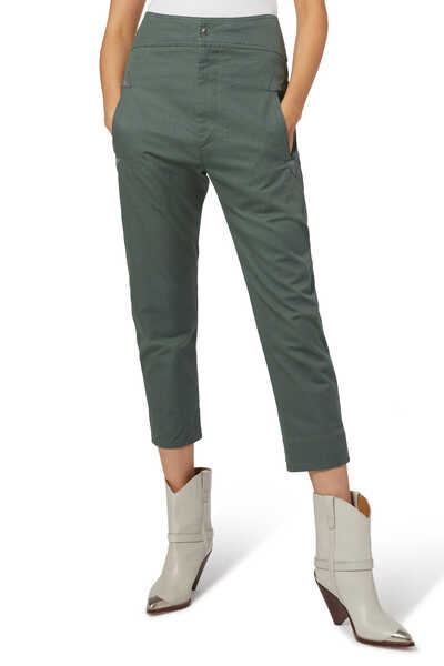 Raluniae Tapered Trousers