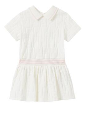 Shirt Dress in FF Chenille