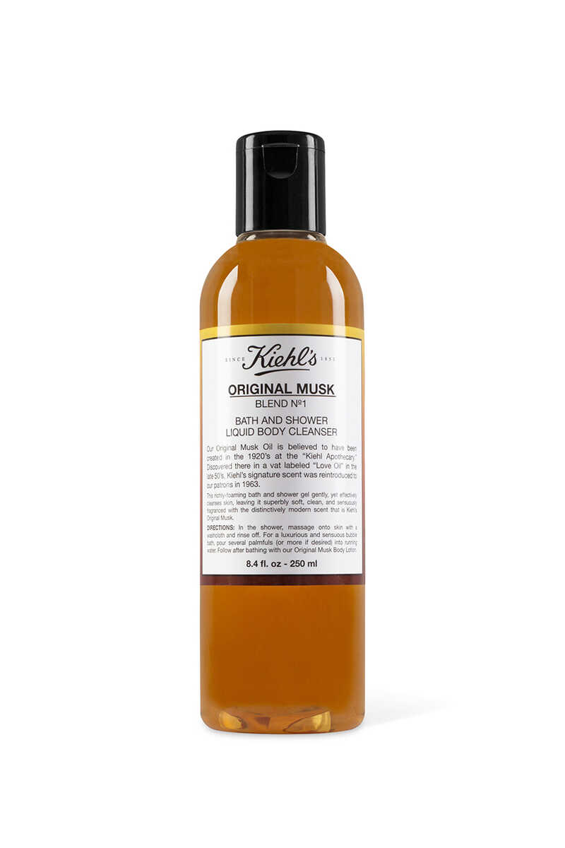Original Musk Bath And Shower Liquid Body Cleanser image number 1