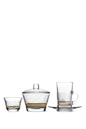 Marhaba Tea and Coffee, Set of Twenty