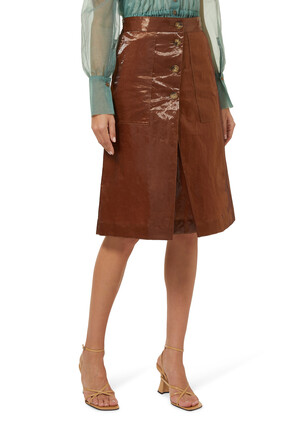 Myra Textured Skirt