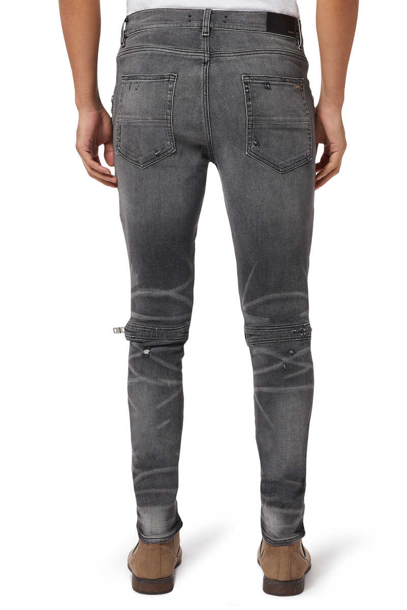 MX2 Zipped Jeans image number 3