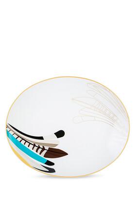 Sarb Oval Platter