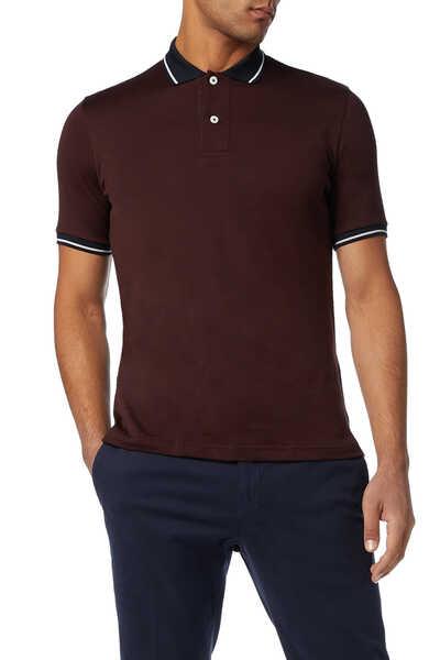 Cotton Jersey Polo
