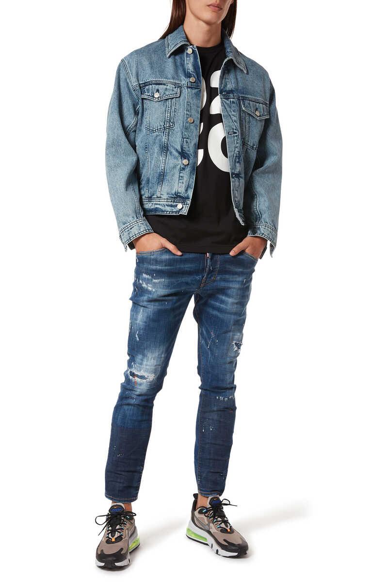 Macchia Skater Denim Jeans image number 2