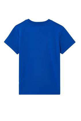 Robot Logo Jersey T-Shirt
