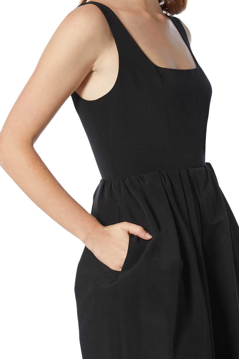 Iris Pleated Maxi Dress image number 4
