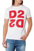 D2 Print T-Shirt
