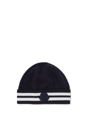 Knitted Logo Hat