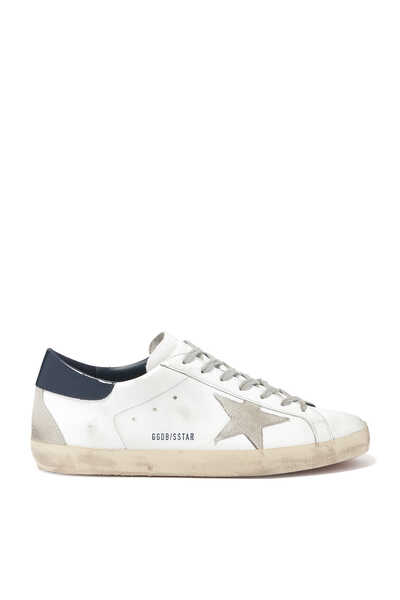 Super-Star Leather And Suede Sneakers