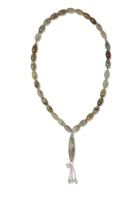 Scalloped Worry Beads