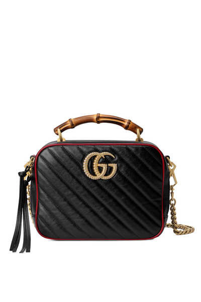 GG Marmont Bamboo Small Shoulder Bag