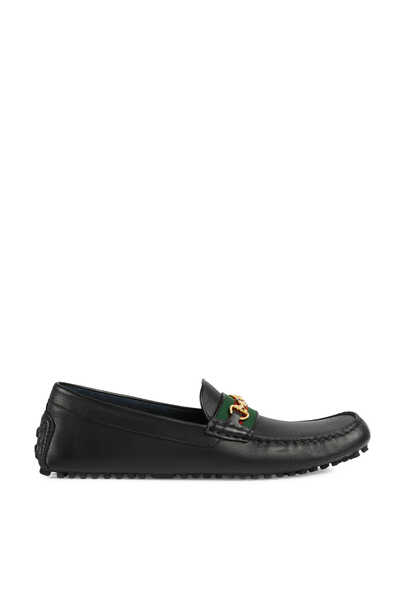 Driver Web Loafers