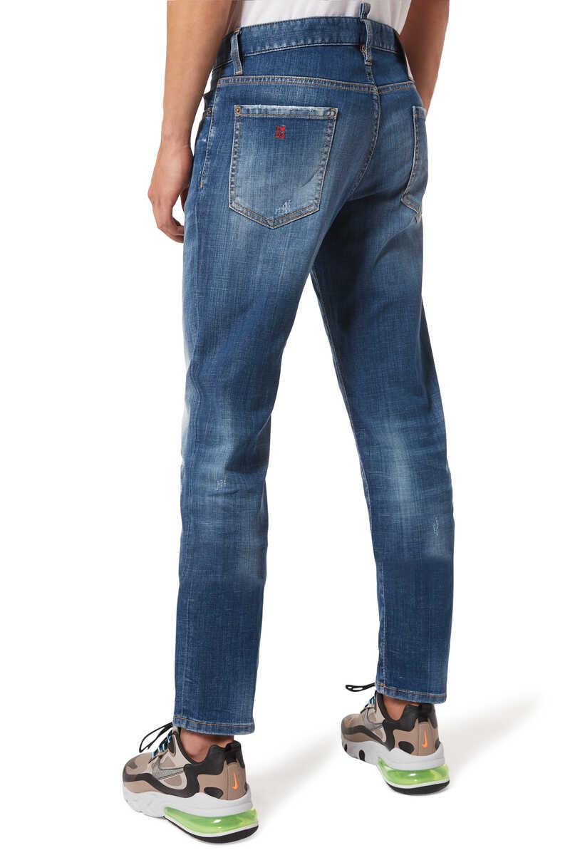 I Love D2 Denim Jeans image number 3