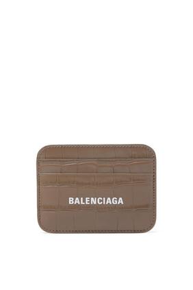 Leather Cash Cardholder