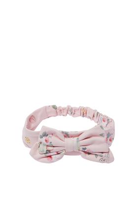 Floral Cotton Headband