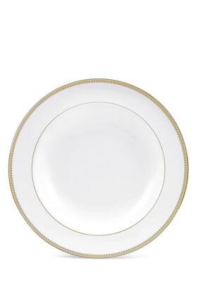 Vera Lace Gold Rim Soup Bowl