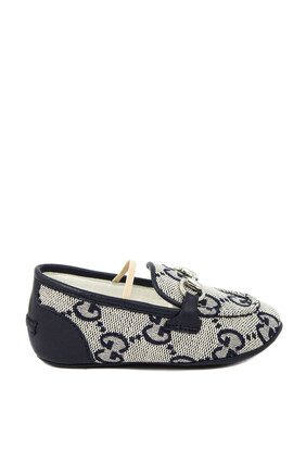 Princetown Logo Loafers